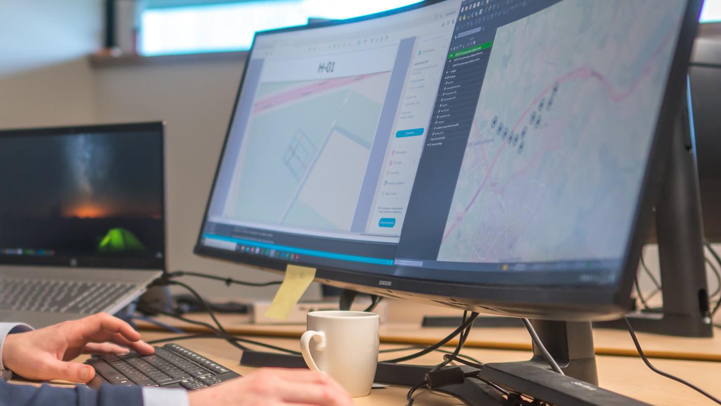 GIS toepassingen open data knelpuntenanalyse