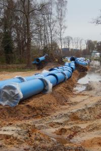 pipelines buisleidingen