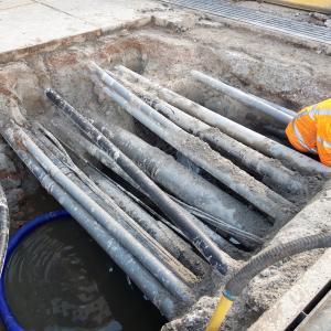 hdm pipelines ondergrondse infrastructuur