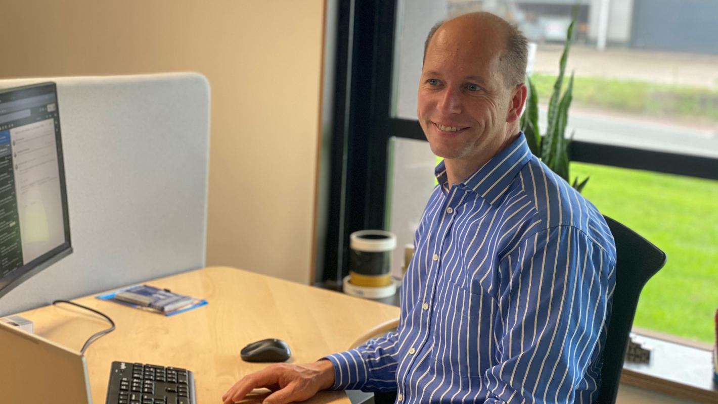 Niels van der Zande HDM Pipelines Chief information Officer