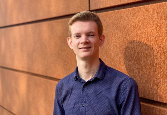 Dirk de Vries, Junior Technisch Adviseur HDM Pipelines