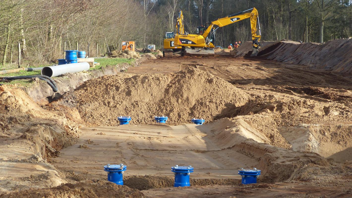 aanlegprojecten HDM pipelines